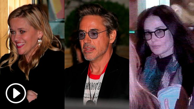 Resse Witherspoon, Robert Downey Jr., Demi Moore