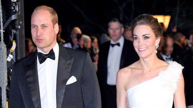 Kate Middleton y el príncipe Guillermo / Gtres