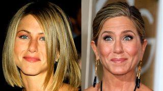 GALERÍA: Descubre foto a foto el impactante 'no cambio' físico de Jennifer Aniston / Gtres