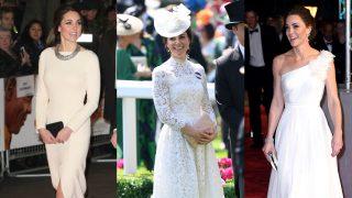 Los looks de Kate Middleton que inspirarán a cualquier novia / Gtres