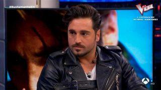 David Bustamante, en El Hormiguero / Antena 3