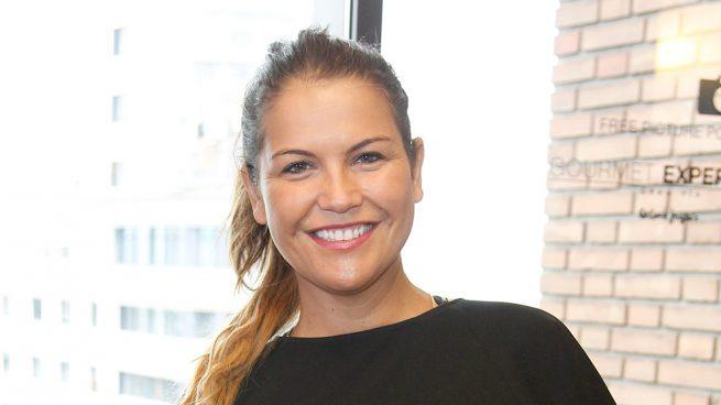 Katia Aveiro anuncia que está embarazada de su tercer hijo