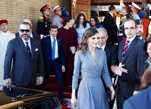 reyes Letizia Felipe