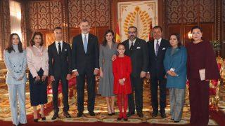 Las mejores imágenes de la visita histórica de los Reyes en Marruecos /Casa Real