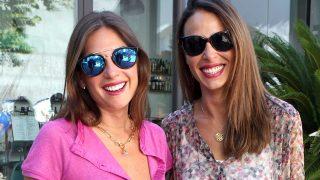 Lourdes Montes y Eva González, en una imagen de archivo / Gtres