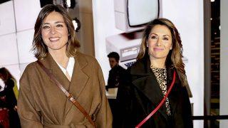 Sandra Barneda y Nagore Robles han acudido juntas a la presentación del nuevo libro de Risto Mejide/ Gtres