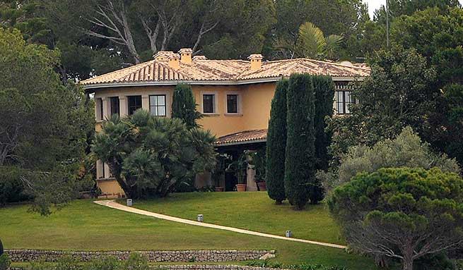 Michael Schumacher viaja de incógnito a Mallorca