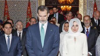 Los Reyes en Rabat / Gtres