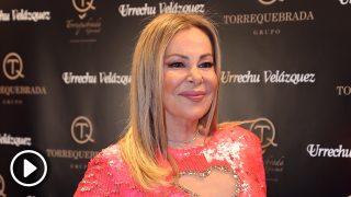 Ana Obregón vuelve a estar tan feliz como siempre / Gtres