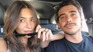 Rocío Crusset y Alberto Herrera/ Instagram