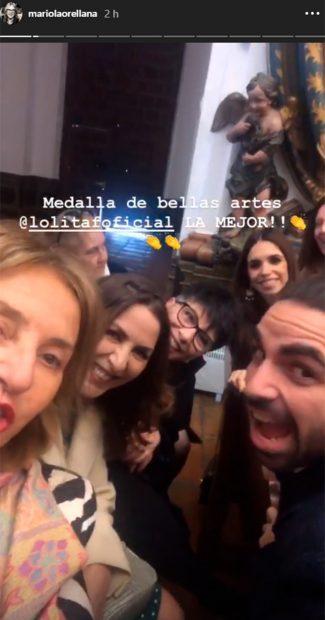 Mariola Orellana, Elena Furiase, Guillermo Furiase