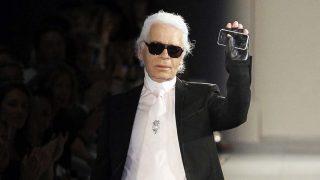 Karl Lagerfeld en una imagen de archivo / Gtres