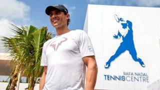 Rafael Nadal, en México / Rafa Nadal Sports Centre