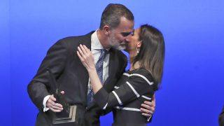 Don Felipe y doña Letizia / Gtres