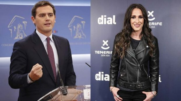 Malú, Albert Rivera