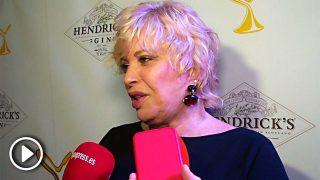 Bárbara Rey desvela el motivo sentimental de su regreso a Madrid / Gtres