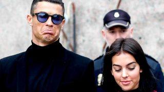Cristiano Ronaldo y Georgina, en una imagen de archivo / Gtres