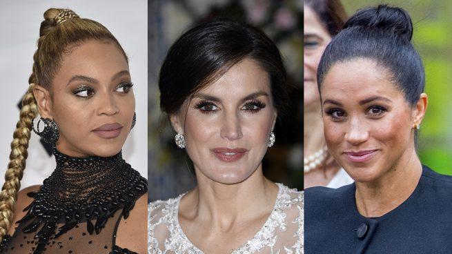 Meghan Markle, Letizia y Beyoncé