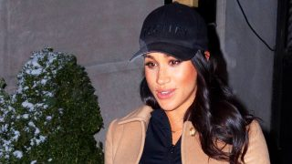 GALERÍA: Los looks celebrity de Meghan Markle en Nueva York / Gtres