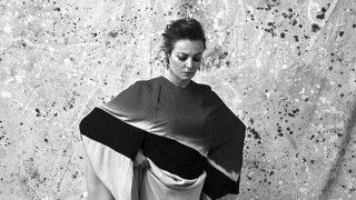 Matilde Solís posa para 'Harper's Bazaar'.