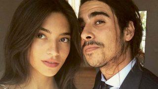 El homenaje que se han dado Aberto Herrera y Rocío Crusset/ Instagram