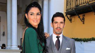 Alejandro Talavante y la que era su esposa Yessica Ramírez /Gtres