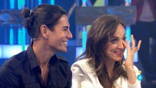 """Tamara Falcó y Julio José Iglesias en """"Volverte a ver""""./Mediaset"""
