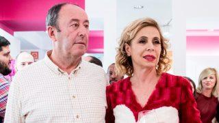 Ágatha Ruiz de la Prada y Luis Miguel Rodríguez, muy unidos / Gtres.