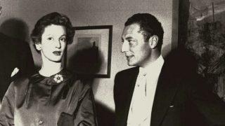 Marella Agnelli, junto a Gioavanni, en una imagen de archivo / Gtres.
