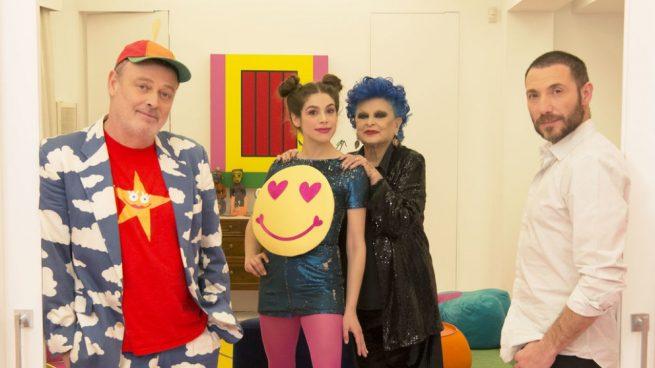 Antonio David regresa a la televisión con Cósima Ramírez, Lucía Bosé y Pablo Carbonell