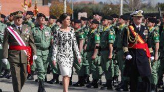 La reina Letizia, protagonista del acto / Gtres.
