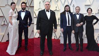 Españoles en los Óscar / Gtres