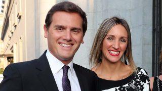 Albert Rivera y Beatriz Tajuelo rompieron su relación en noviembre de 2018 / Gtres