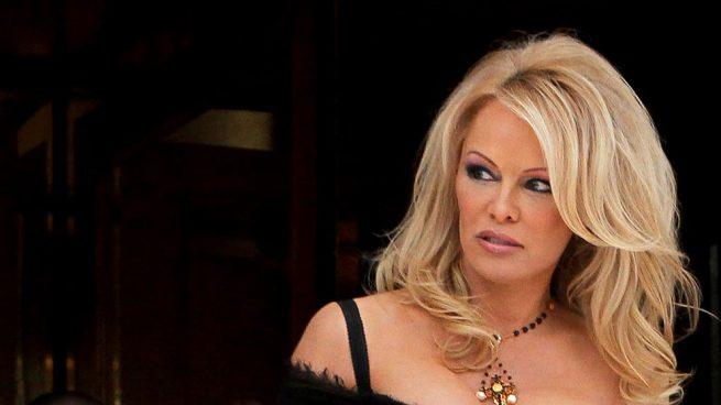 La nueva transformación beauty de Pamela Anderson