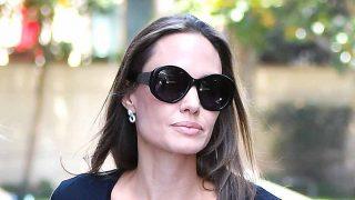 Angelina Jolie durante una de sus salidas por Nueva York / Gtres