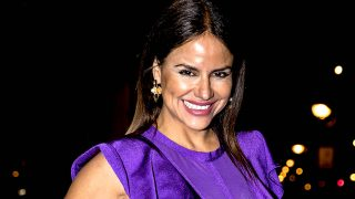 Mónica Hoyos acude a una de las fiestas más exclusivas tras la gala de los Óscars/ Gtres