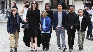 Galería: conoce a todos los hijos de Angelina Jolie / Gtres