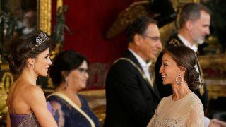 Recepción en honor al presidente de Perú en el Palacio Real / Gtres