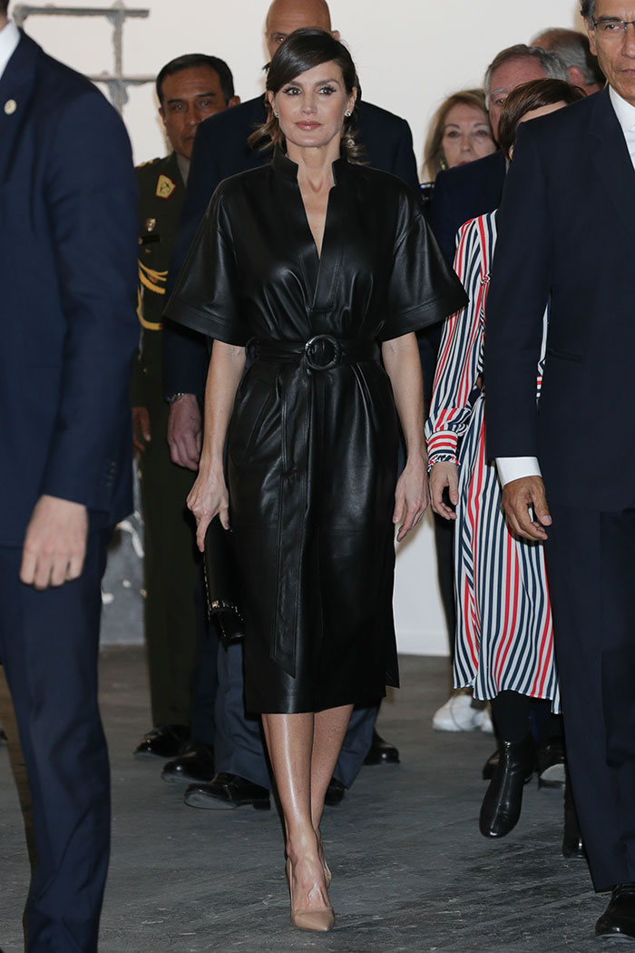 La reina Letizia en ARCO 2019 / Gtres