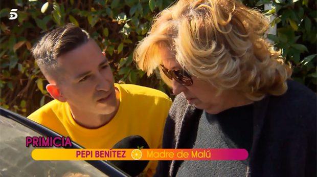La madre de Malú reacciona ante el noviazgo de su hija y Albert Rivera