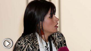 Miriam Saavedra, de la risa al llanto en ARCO 2019 / Gtres