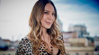Mónica Naranjo, durante la presentación de su gira 'Renaissance' / Gtres