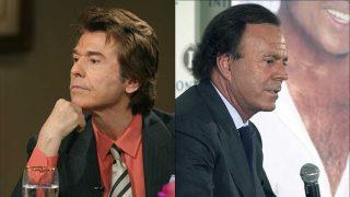 Raphael y Julio Iglesias, enemigos íntimos / Gtres.