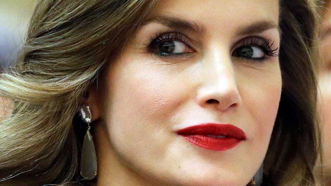 El maquillaje excesivo de doña Letizia