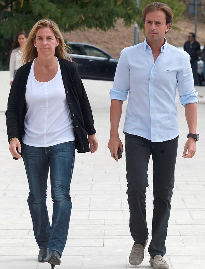 Arantxa Sánchez Vicario pierde el partido: ya hay sentencia de divorcio