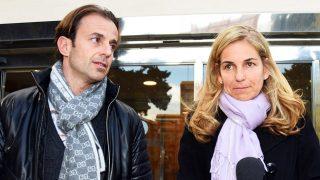 Arantxa Sánchez Vicario y Josep Santacana en una imagen de archivo / Gtres
