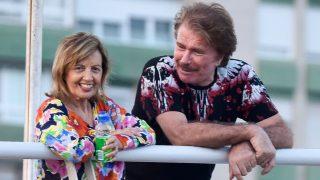 María Teresa Campos y Edmundo Arrocet, juntos frente a la adversidad / Gtres.