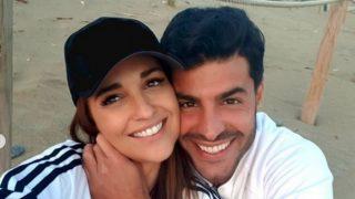 Paula Echevarría y Miguel Torres, en sus redes sociales / Instagram.