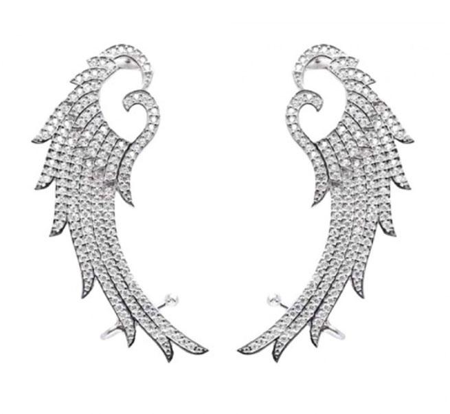 pendientes rock angel barokah