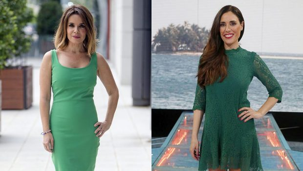 Carme Chaparro e Isabel Rábago